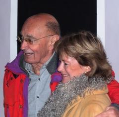 Ulf Adelsson & kulturministerfru
