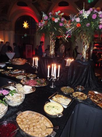 Efterfesten på Café Opera
