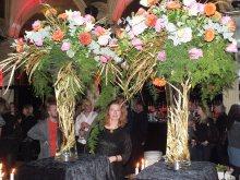 blomsteruppsättning efter filmen