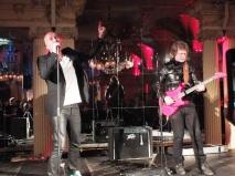 Janne Schaffer med sångare
