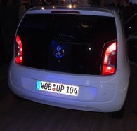 Bakparti VW Beetle 2012