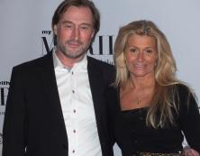 Marianne Scheja med man