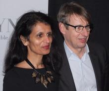 Albert & Nalini Bonnier