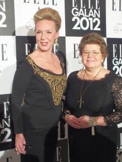 Gaby Borglund & Margareta Åberg