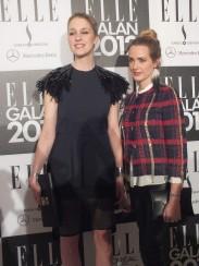 Emilia de Poret & Maria Nilsdotter