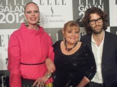 Ingela Klemetz Farago, Hermine Coyet Ohlén & Peter Farago