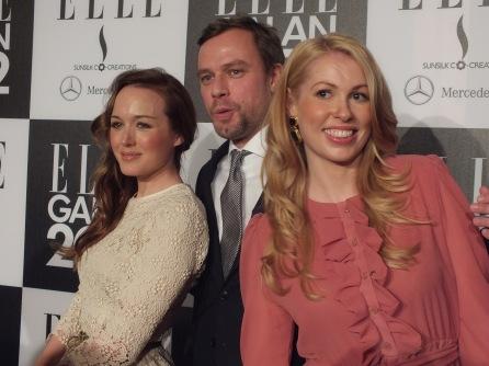 Oliva Svensson, Micke Svensson & Pernilla Ericsson