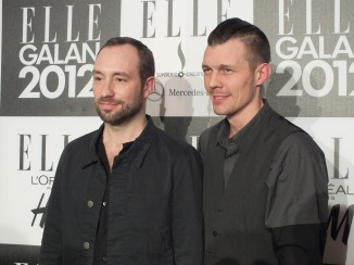 Richard Hutchinson & Axel Nyhage