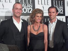Andreas Lundstedt, Cecilia Blankens och Niklas Hogner.