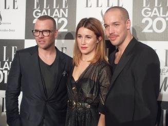 Andreas Lundstedt, Cecilia Blankens & Niklas Hogner