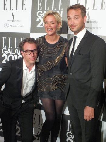 Erik Torstensson, Josephine Bornebusch & Erik Zetterberg