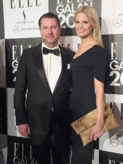 Gustaf Magnuson & Vicky Andrén