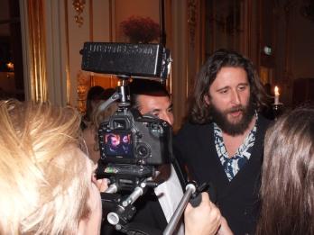 TV intervjuv