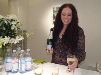Champagne varsågod