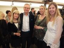 Ann & Leif Schulman med Maria Forssén