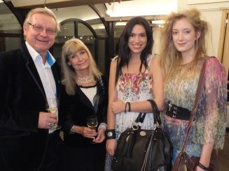 Leif & Ann Schulman med Montazami modeller