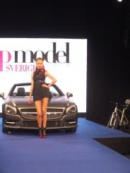 Top model Sweden