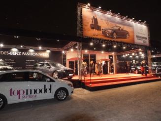 Mercedes fashion week 2012