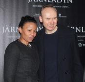 Jenny Ayayo och Pär Engsheden