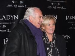 Jan Carlzon med fru