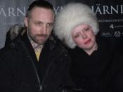 Nicke Borg med sällskap