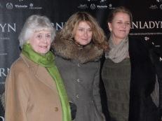 Lena Endré med kollegor