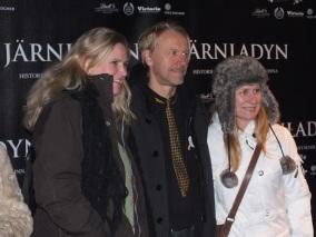 Ernst Billgren med vänner