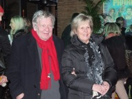 Börje Ahlstedt med fru