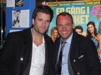 Peter Magnusson & David Hellenius