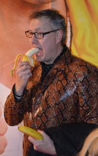 Babsan med banan