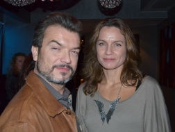 Dragomir Mrsic med vän