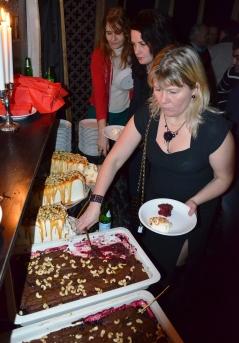 Dessert bordet