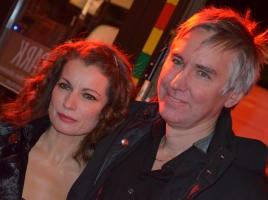 Lars Kepler alias Alexander och Alexandra Coelho Ahndoril