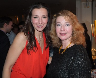 Sonja Aldén & Larisa Johansson