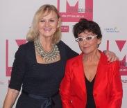 Yvonne Lombard med sällskap
