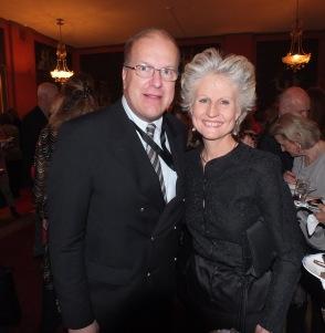 Peter Lulle Johansson & Anna Maria Corazza Bildt
