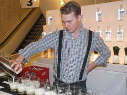 Vodkabaren på NK inredning