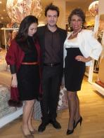 Wonna I de Jong med son och fru
