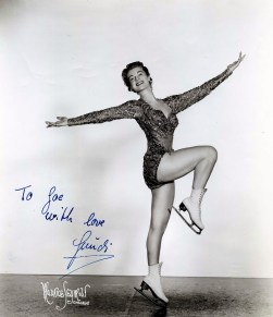 Gundi Busch - Hollywood ice revue