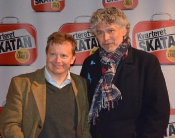 Harald Hamrell & Daniel Alfredsson