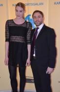 Arwen Bergström med sällskap
