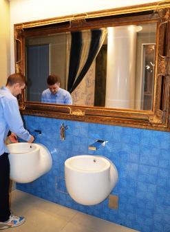 Special design toalettrum