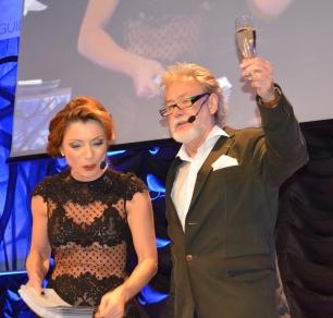 Alexandra Pascalidou & Bengt Frithiofsson