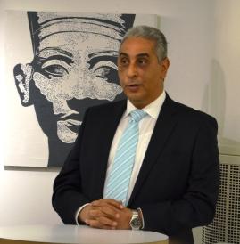 Egypt ambassador Osama Elmagdoub