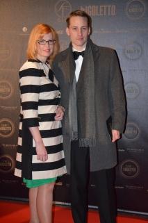 Anna Starbrink och Jesper Svensson
