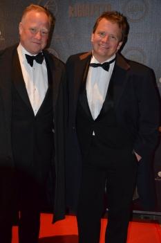 Gustaf Adelswärd och Harald Hamrell