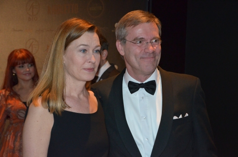 Marit Holm och Göran Holm