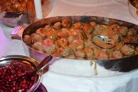 Cafe Opera's berömda köttbullar med lingonsylt