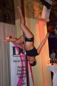 Stripstångs dans