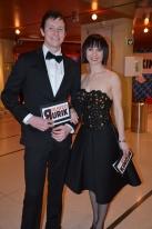 Dana Cinne & evening host